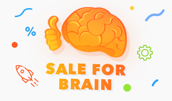 Sale for Brain